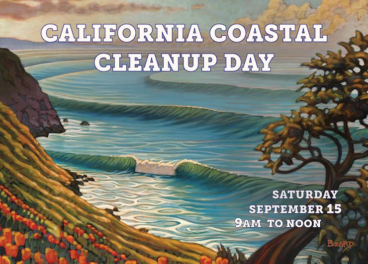 Coastal Clean Up Day: Volunteer!