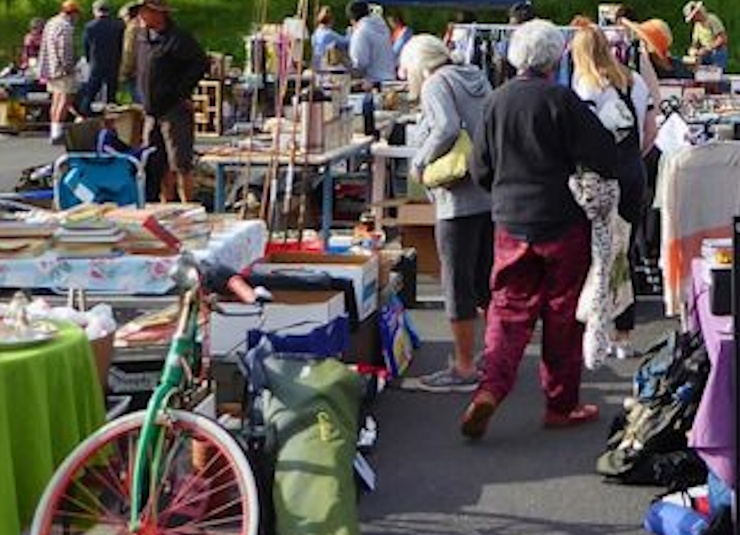 City Wide Yard Sale Oct 5