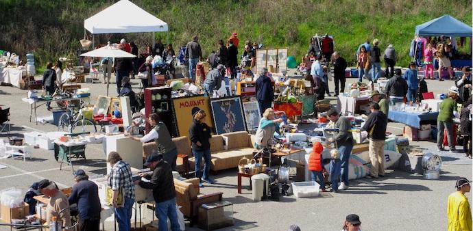 Sausalito Yard Sale October 7