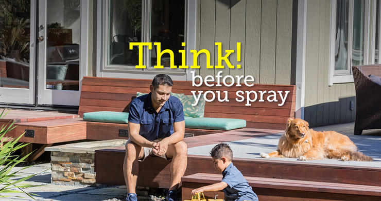 Think Before You Spray — Driver's — Aug 24