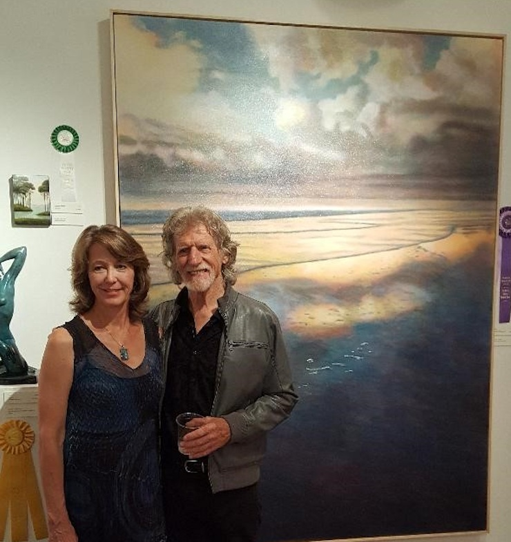 Anchor-Out Artist Wins Best of Show