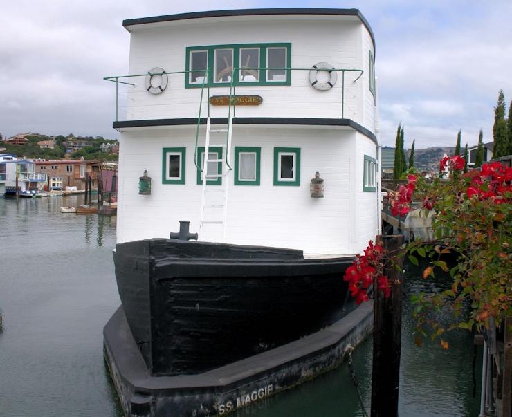 2019 Sausalito Floating Homes Market Redux