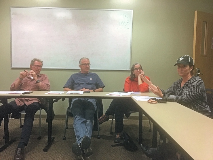 Board Meeting Notes – Apr 2019