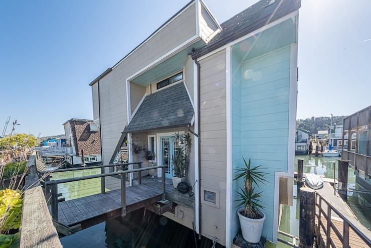 Sausalito Floating Homes Virtual Gala and TourJune 9