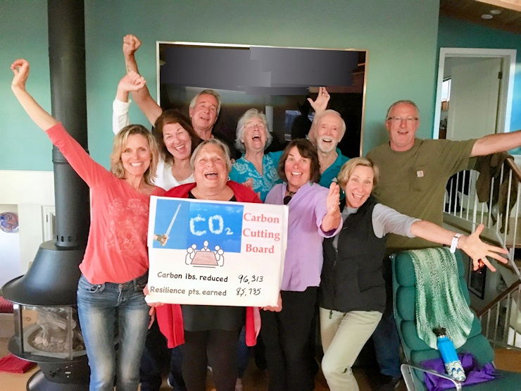 Knocking Out CO2 to Save the Planet