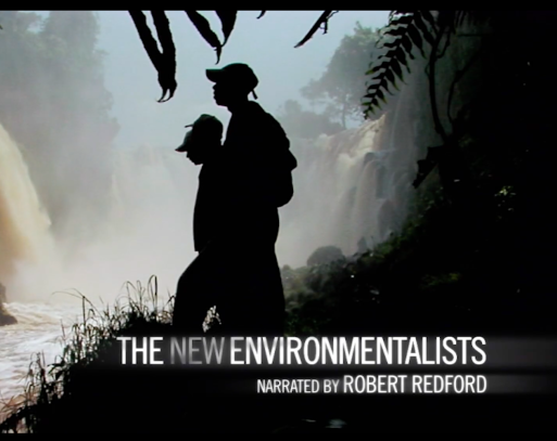 Extraordinary Ordinary People – The New Environmentalists